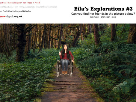 Eila's Explorations #3