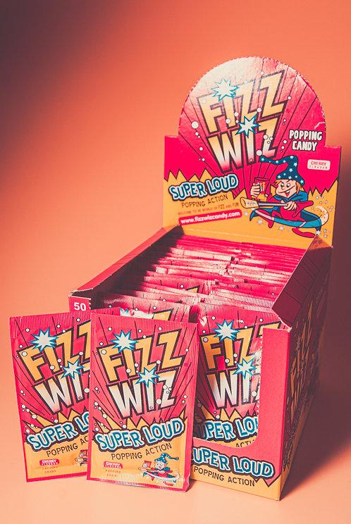 Fizz Wiz Cherry Flavour