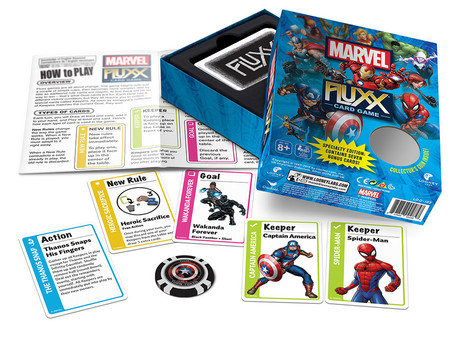 Game Review #1 - Fluxx Card Games