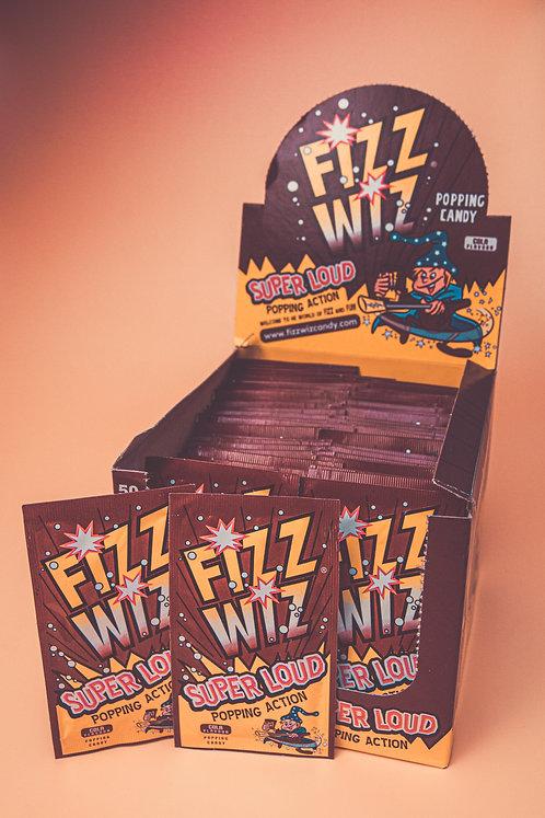 Fizz Wiz Cola Flavour
