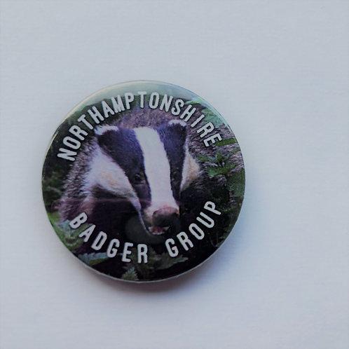Badger Photo Pin Badge (4)