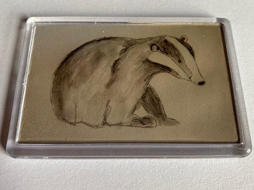 Badger Magnet (6)