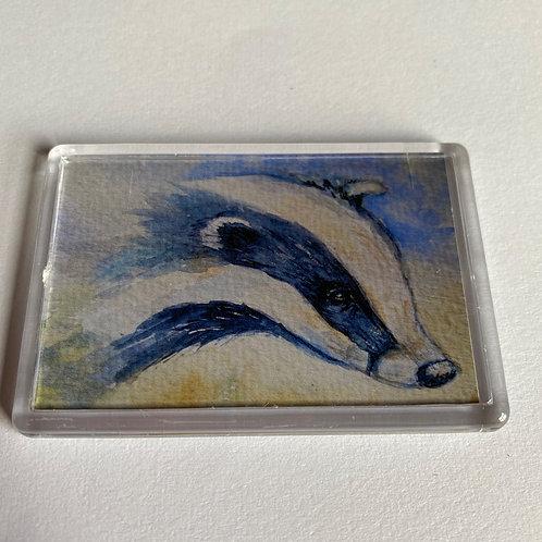 Badger Magnet (7)