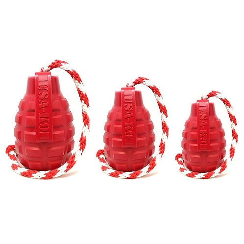 GRENADE REWARD TOY - RED