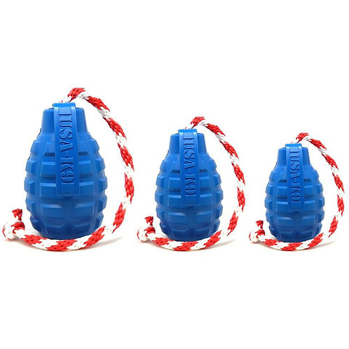 GRENADE REWARD TOY - Blue