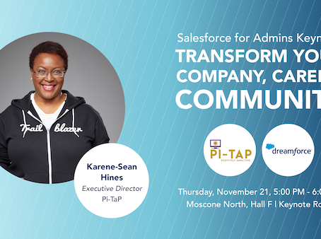 Boston educator ambassador to speak at Salesforce Dreamforce administrator keynote panel