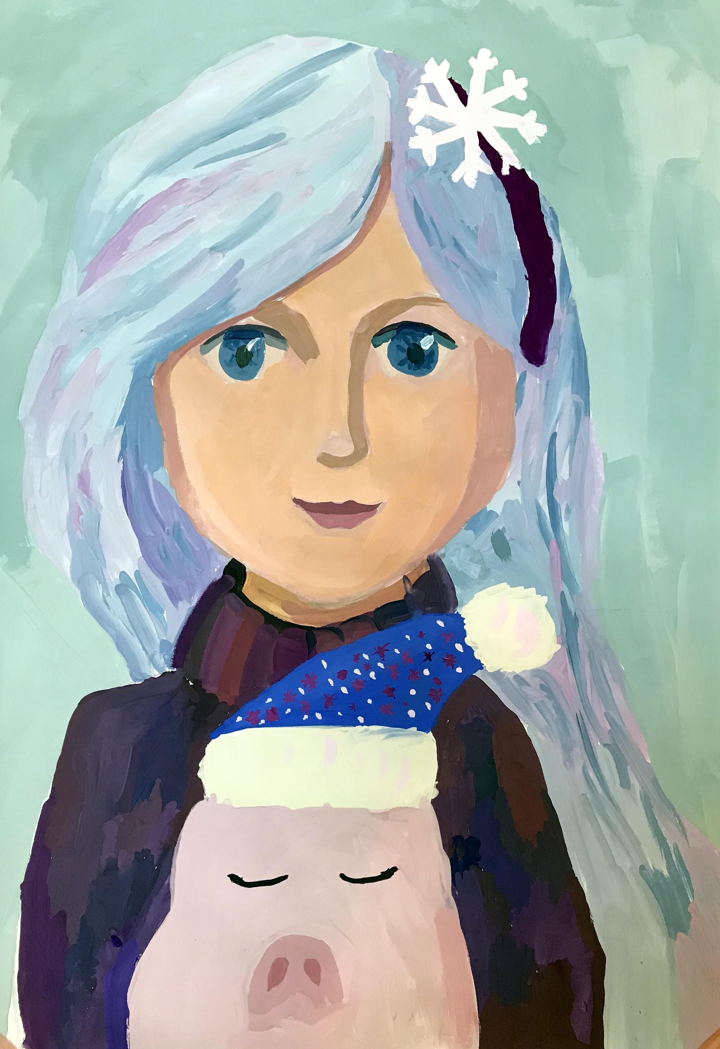 Алиса, 4 кл