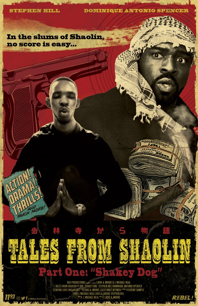 Tales from Shaolin: Shakey Dog