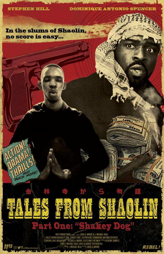 Tales from Shaolin: Shakey Dog