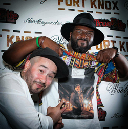 Fort Knox Series wrap party