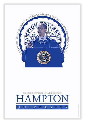 Obama's Mic Drop
