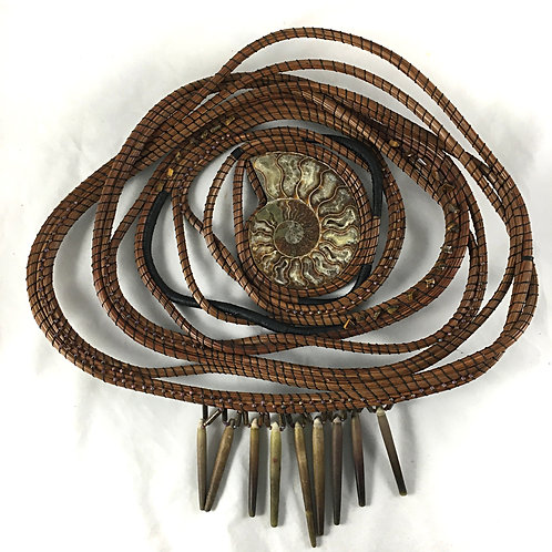 Pine Needle Wall Hanging