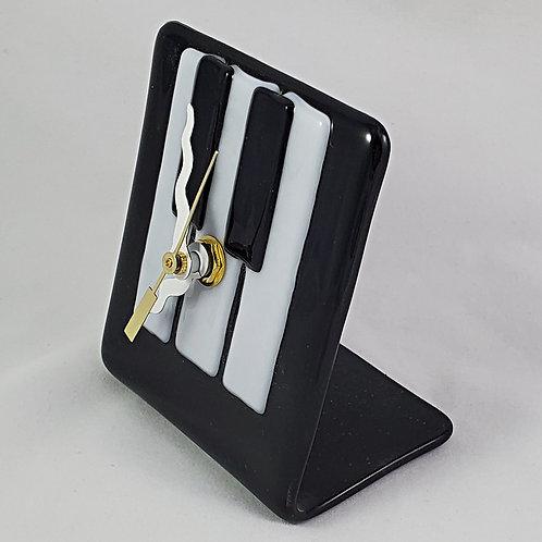 Keyboard Angled Mini Clock