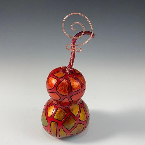 Gourd ornament #4487