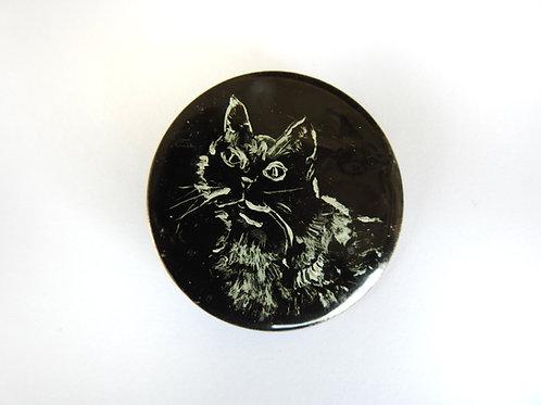 Cat Pin/Pendant