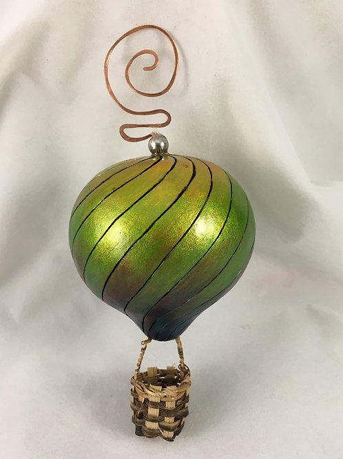 Gourd Art Hot Air Balloon #4111