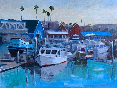 Harbor Afternoon