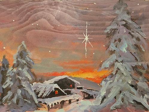 Christmas Star Cabin
