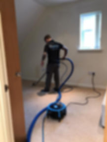 Trev on Carpet cleaning end of tenancy H