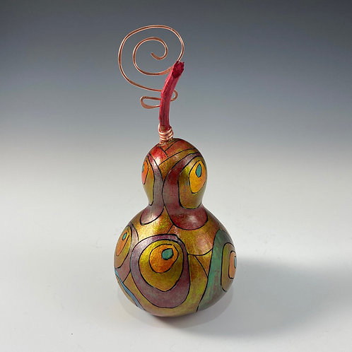 Gourd ornament #4485