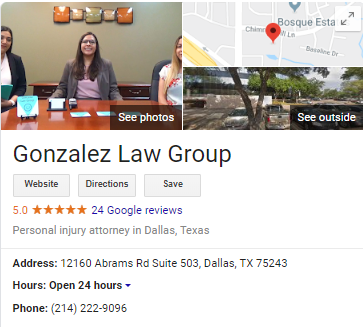 Dallas Car Wreck Lawyer