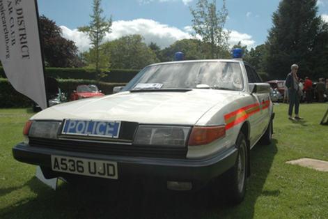ROVER SD1 EX MET POLICE.JPG