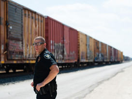 Union Pacific Special Agents: The Badges Behind the Sheild