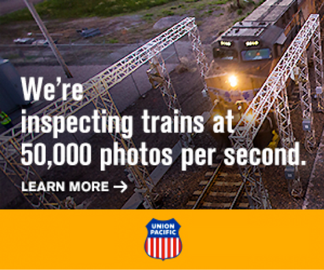 Union Pacific Banner Ad