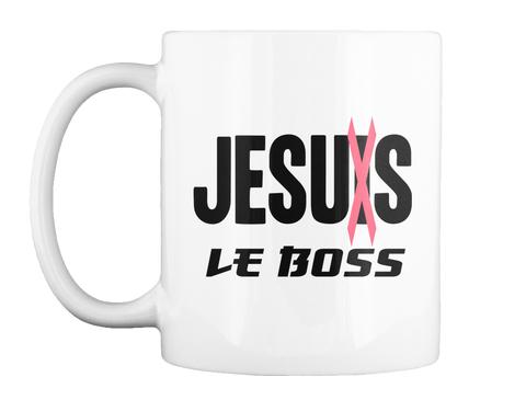 JESUS le boss 1 - Mug