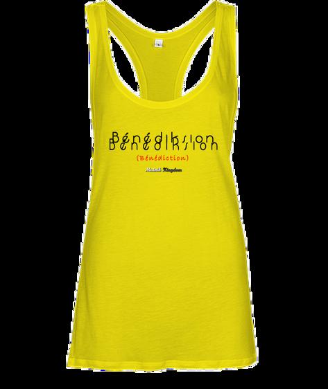 Bénédiksion (Débardeur) - FEMME