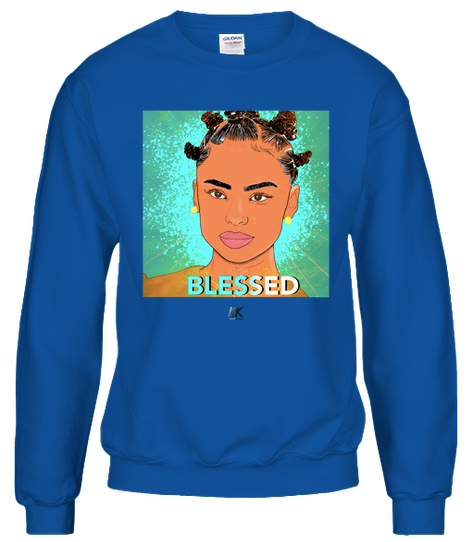 Blessed - SWEAT H/F (26€)