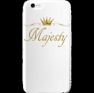 Majesty - Coque iPhone