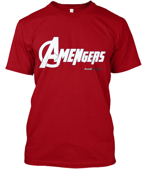 AMENgers - Homme (23€)