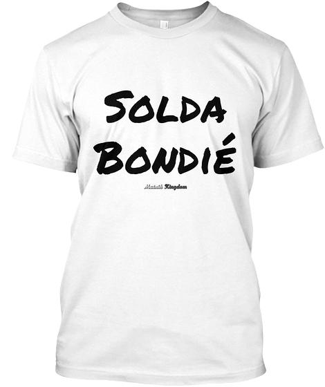 Solda Bondié - HOMME1 (19€)