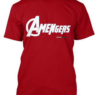 AMENgers - HOMME