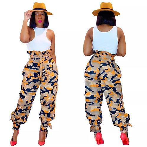 Pantalon «Military girls»