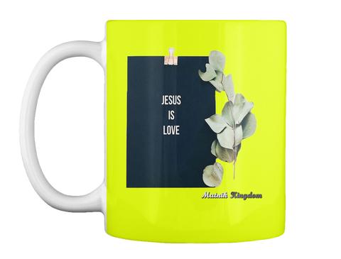 Jesus Is Love - Mug