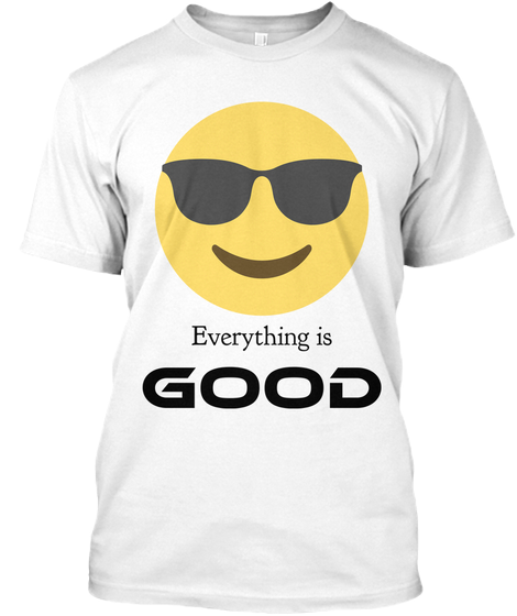 Everything is Good - HOMME (26€)