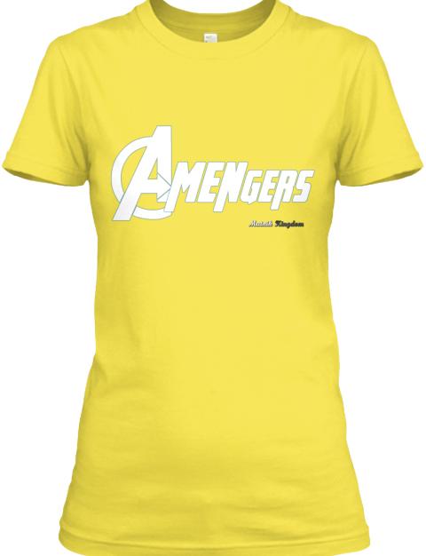 AMENgers - Femme