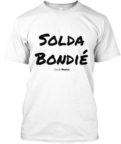 Solda Bondié - HOMME