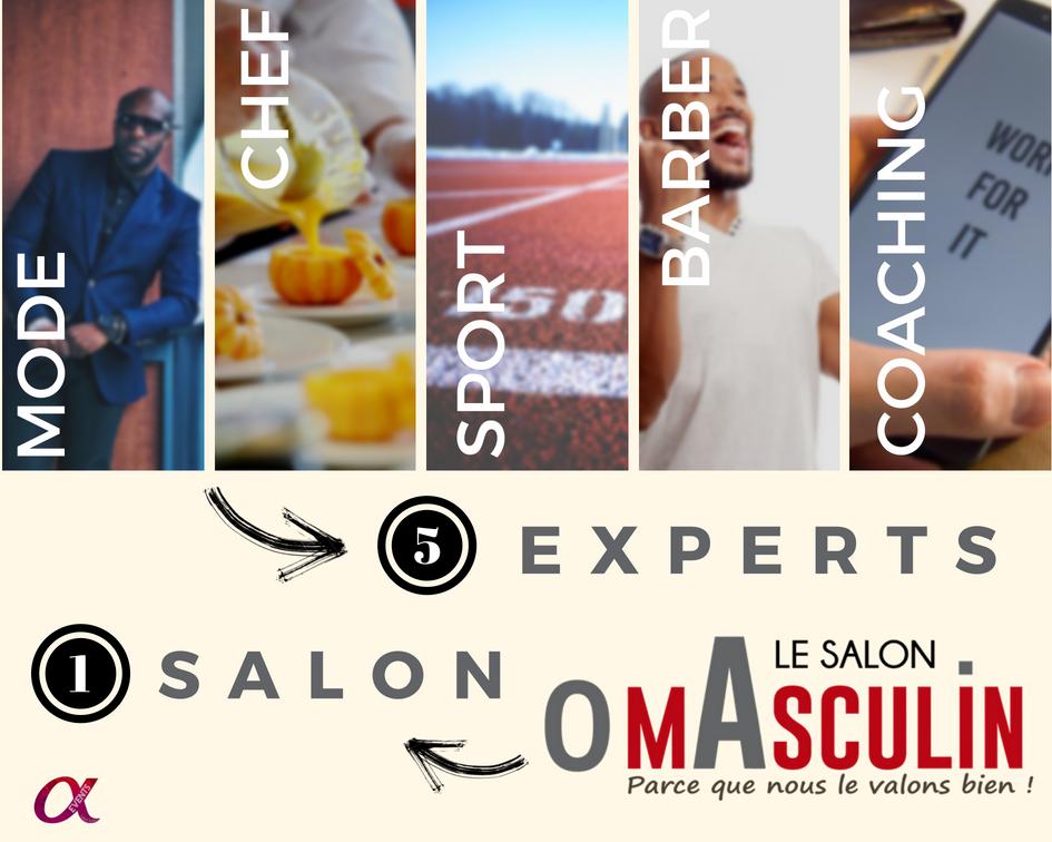 5 Experts_O MASCULIN