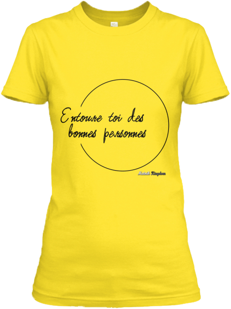Bonnes Personnes - FEMME (21€)