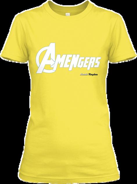 AMENgers - Femme (22€)