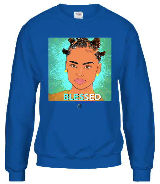 Blessed by L.A - SWEAT H/F
