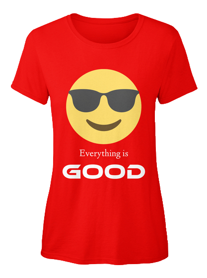 Everything is Good - FEMME (26€)