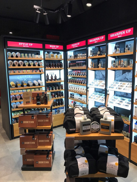 Retail Fit Out System - Store in a Box