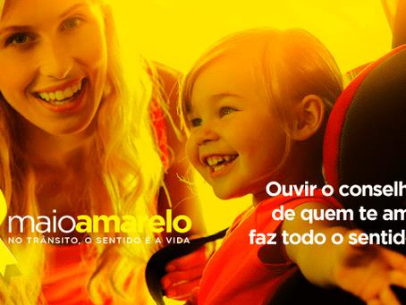 Maio Amarelo 2019 em São João Del Rei foi assim...