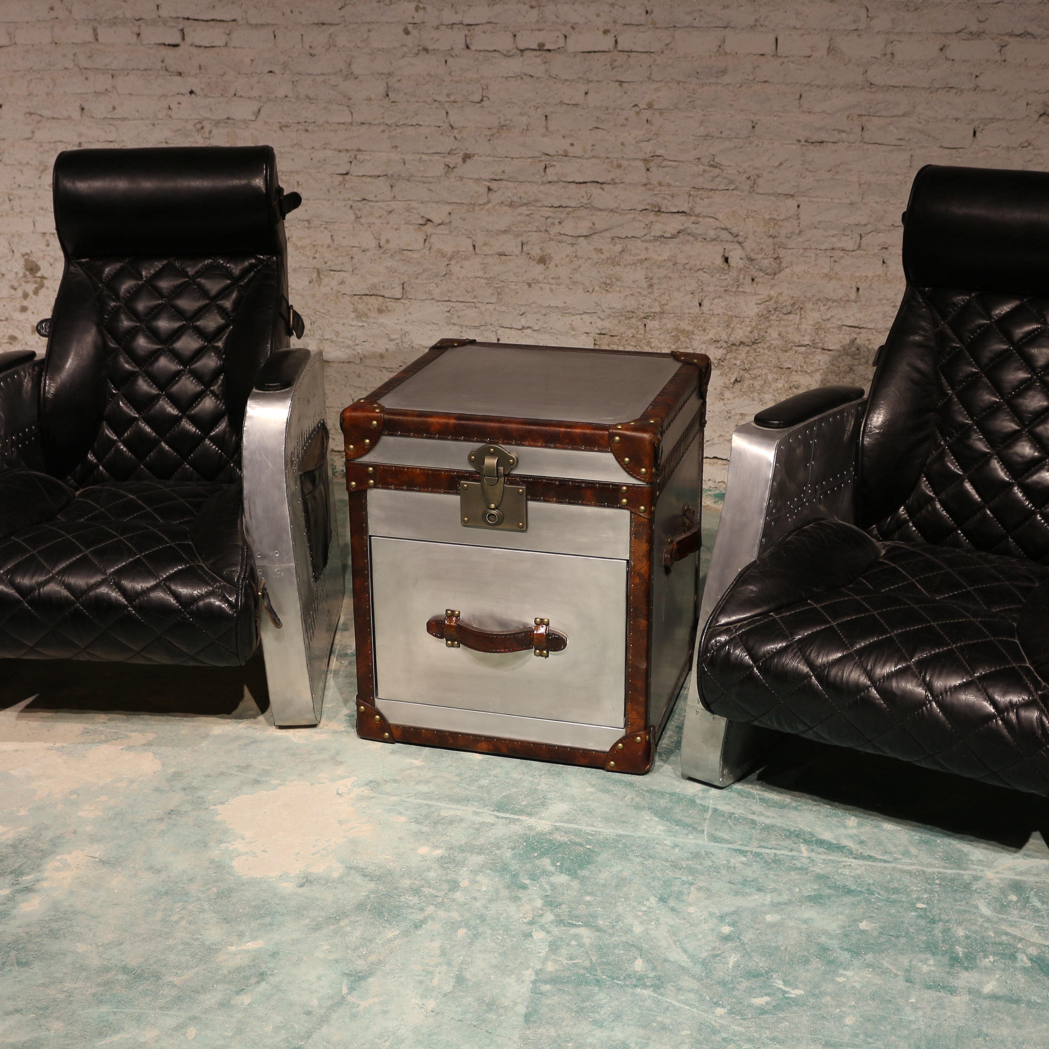 Interior Design Leather Furniture Paintings