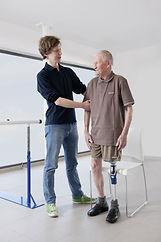 Prosthetic Patient