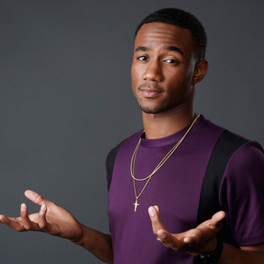 "Jessie T. Usher Joins ""The Banker"""